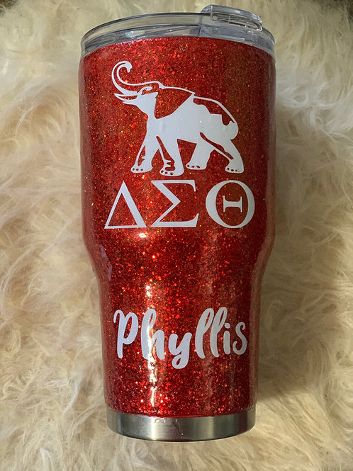 Greek Organization Tumblers