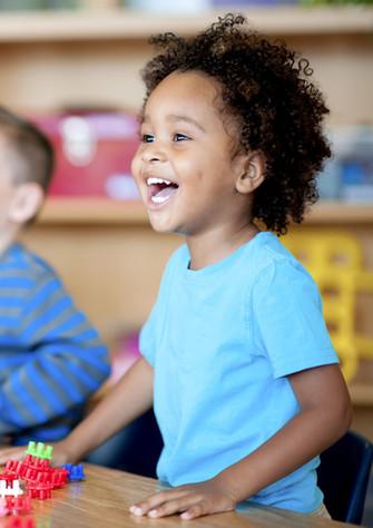 The Preschooler Rooms