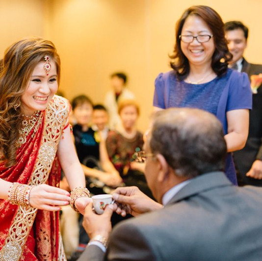 Tropicevent Mixed Wedding