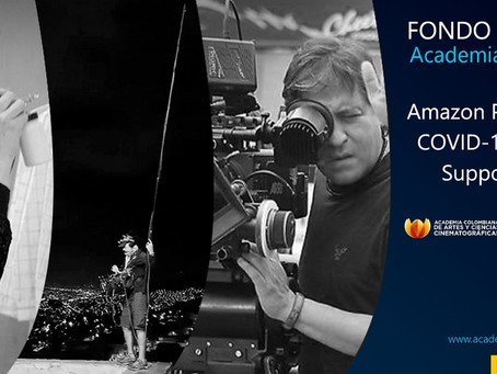 Conoce el Fondo Amazon Academia COL Cine