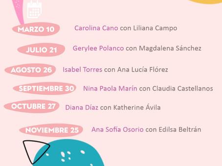 Ciclo de Conversatorios Cine y Mujer, organizado por la Comisión de Género de la Red de Consejeras
