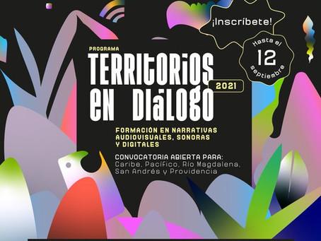 Programa Territorios en Diálogo 2021