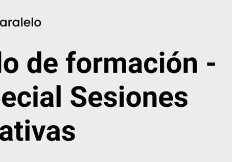 """Convocatoria para beca """"Ciclo de formación en Paralelo"""""""