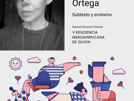 Subtexto y Erotismo, Sesión Creativa con Patricia Ortega.