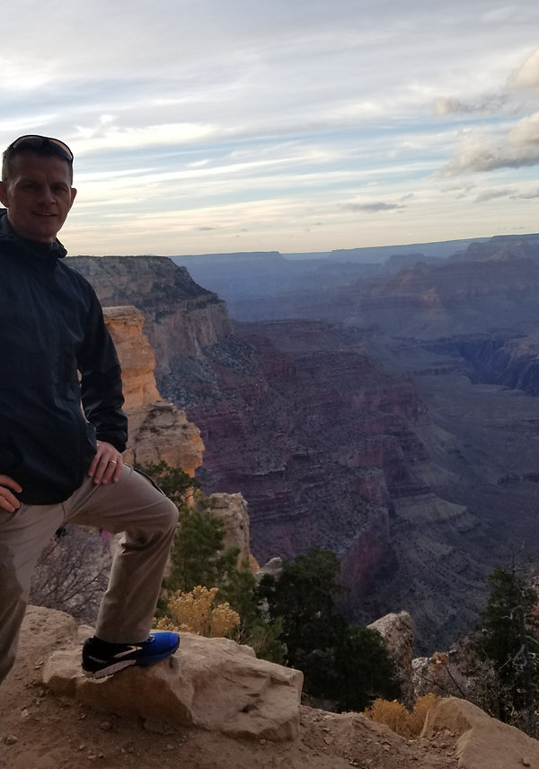 Dr. Marino / Grand Canyon, AZ  / R2R2R