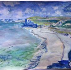 Lucy-Anne's Monet seaside
