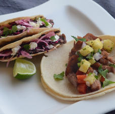 From our Mexican cooking class
