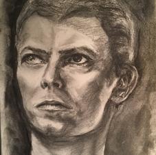 LA's Bowie sketch