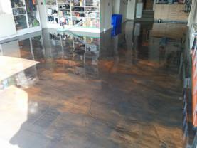 Specialty Epoxy Floor Coating