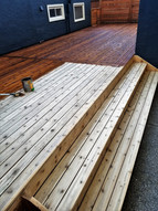 Beautiful Deck Staining