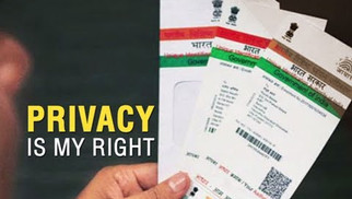Right to Privacy through the glass of Constitution