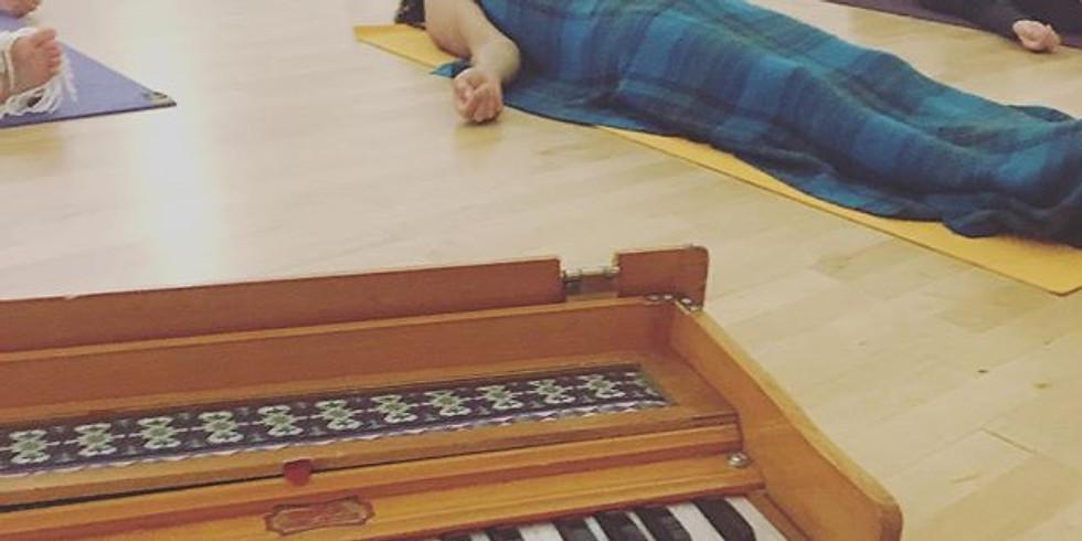 Restorative Yoga & Kirtan