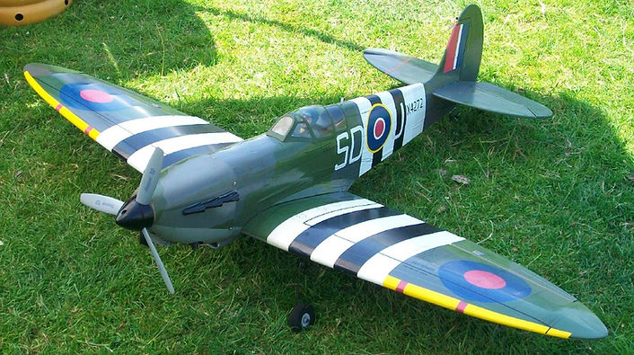 spitfire scale model flying club| essex