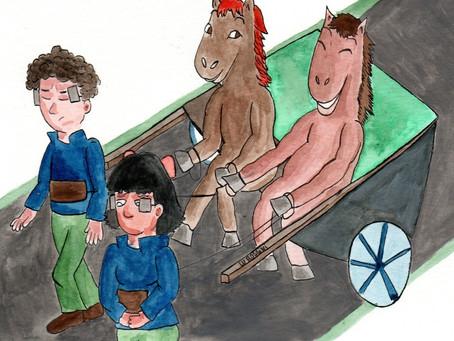 Cuando los caballos evolucionen…