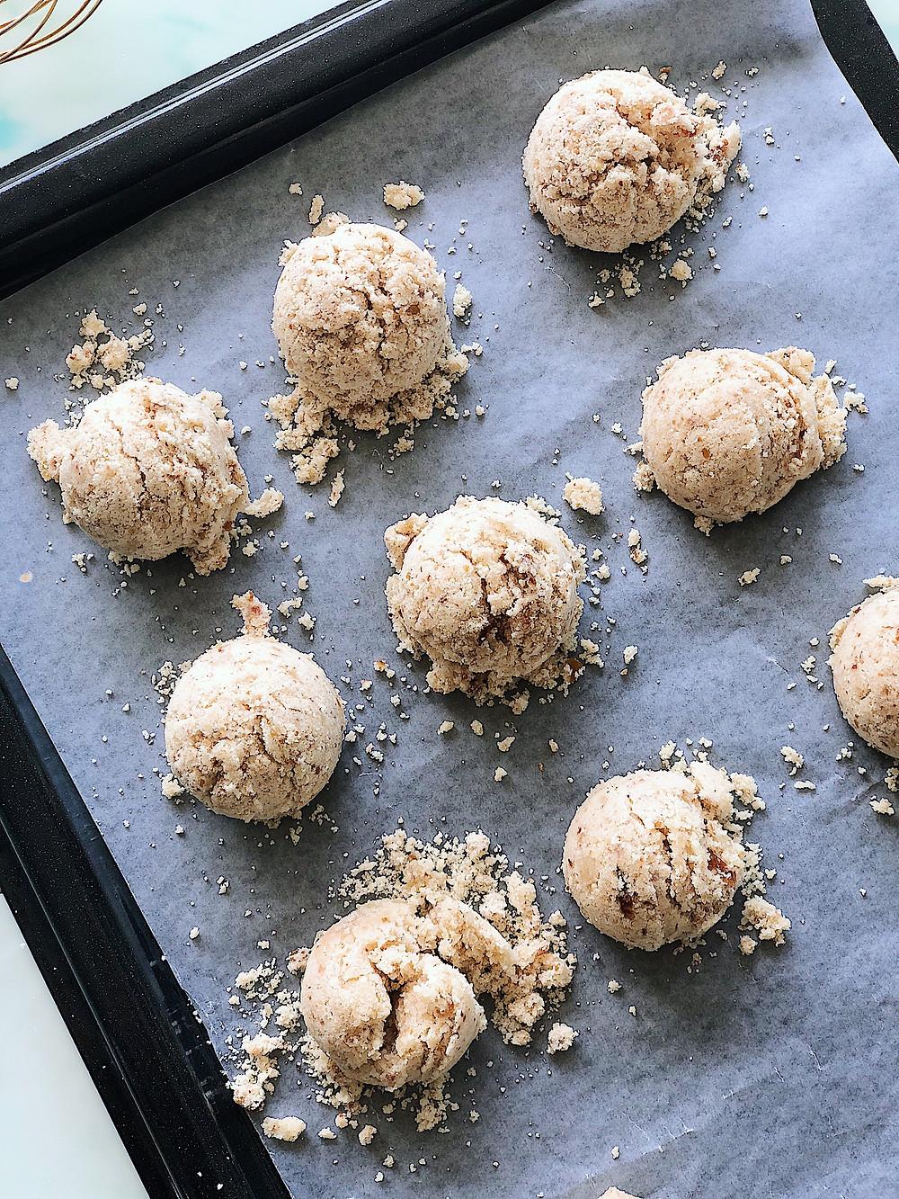 galletas saludables de coco