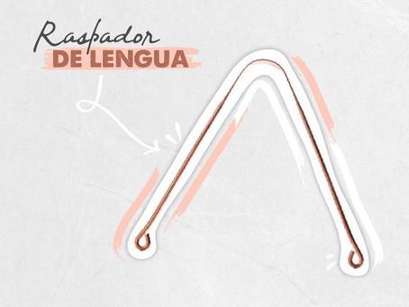 Raspar la lengua mejora la SALUD DIGESTIVA y tiene más beneficios
