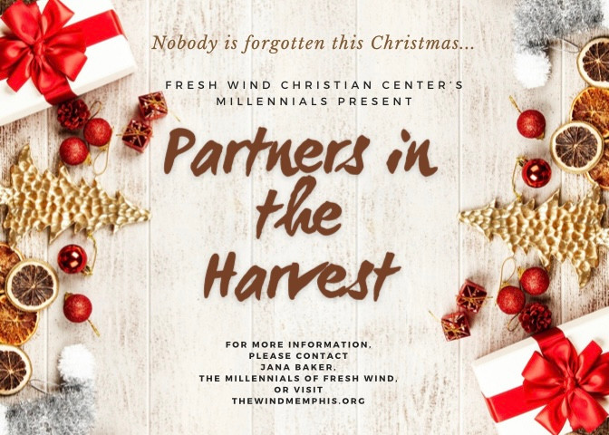 Partners in the Harvest