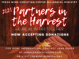 2021 Partners in the Harvest Campaign