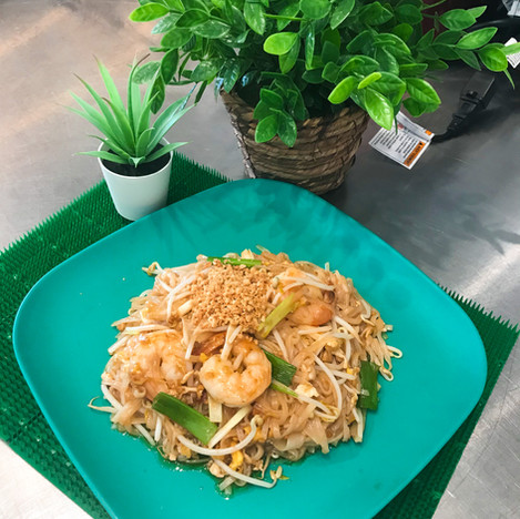 Pad Thai Shrimp