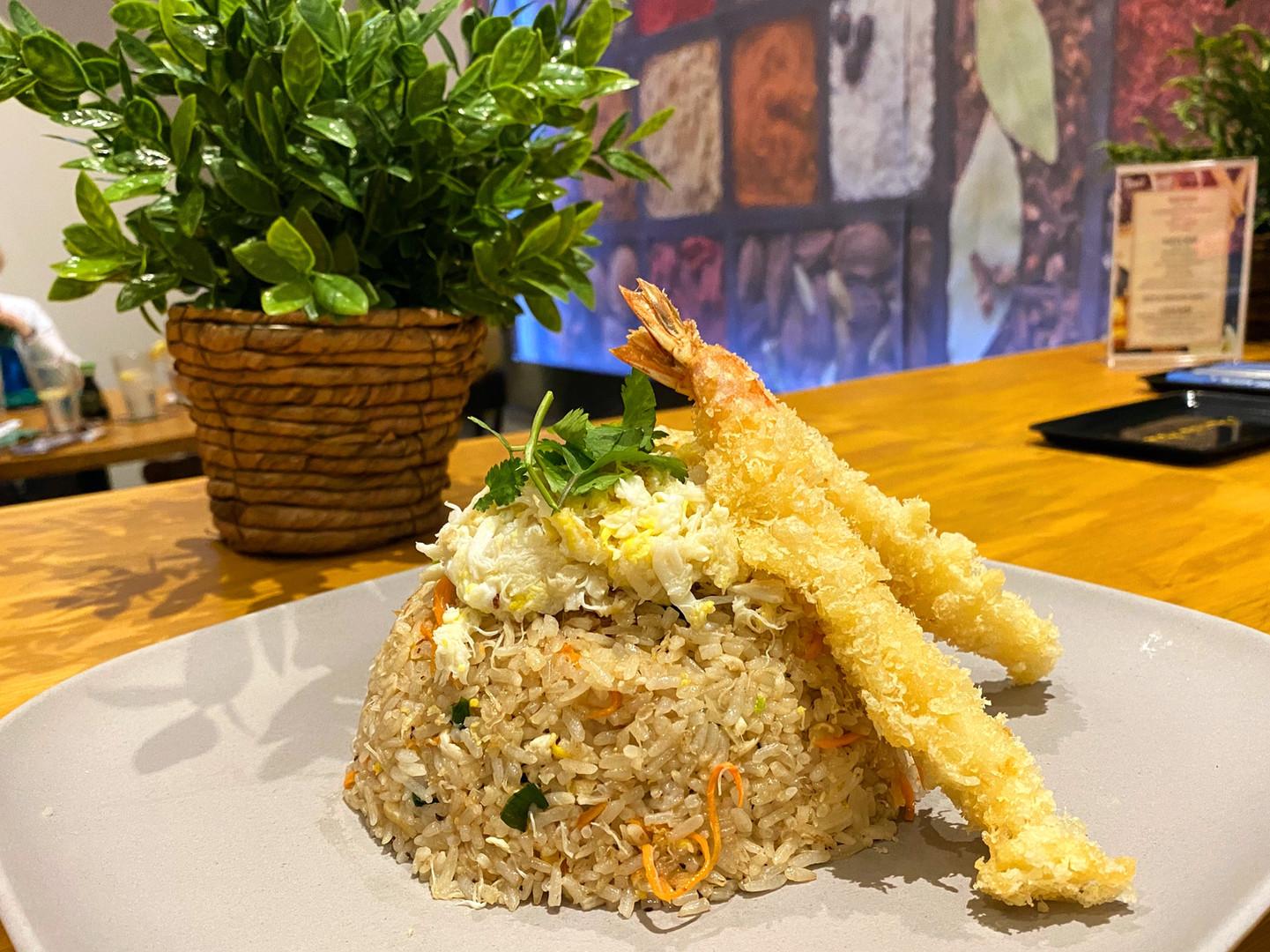 Thai Seed Fried Rice