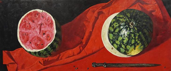 Death of a watermelon / Смерть арбуза 2009