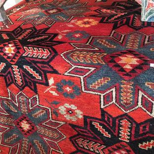 «Казахский ворсовый ковер» 1950 Кызылорда
