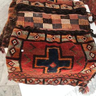 «Коржын-перметная сумка» Кызылорда 1950г.