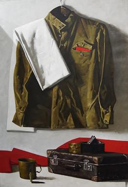 "Triptych ""Tales of the war."" Return. / Триптих «Рассказы о войне». Возвращение. 2010"