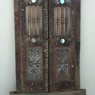 «Дверь юрты»