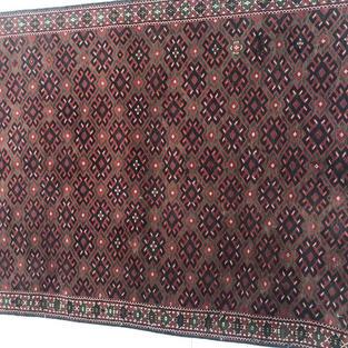 """Туркменскии килим """"Йомуд""""  1940г."""