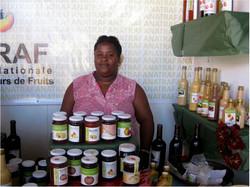 President of Fruit Preserves Company