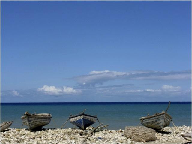Fishing Community in NW Haiti
