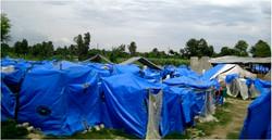 Tent Villages Throughout Haiti