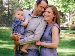 Waylon and His Family (Laurelhurst Park)