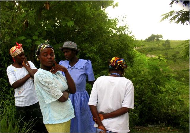 Women Overseeing Care of Nurseries