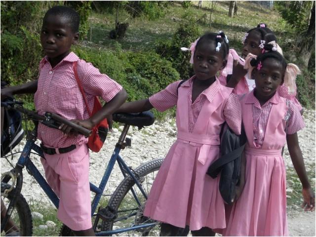 These Children Go to School Now
