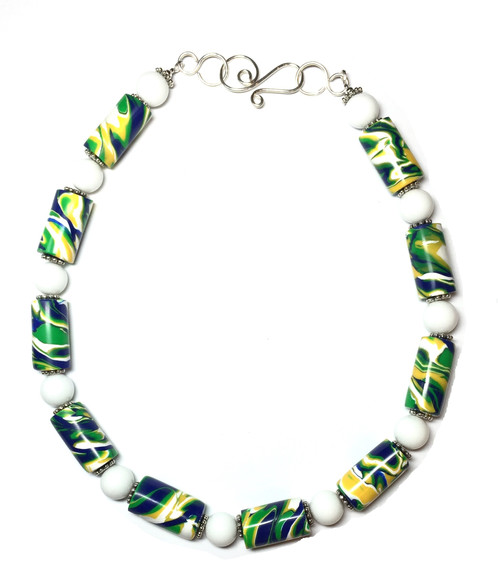 jewelry for green l necklaces necklace beaded jade dark bead sale