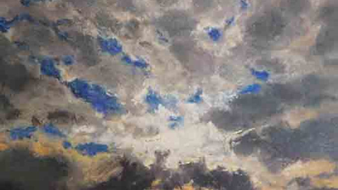 Christopher Behrs  Cloud Series   1A Pastel