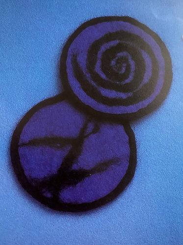 Virtual Wool Felting: Coasters with Kati Fritz-Jung   3/26