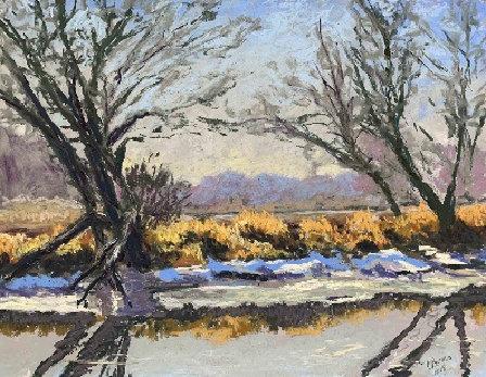 December View - Rock River