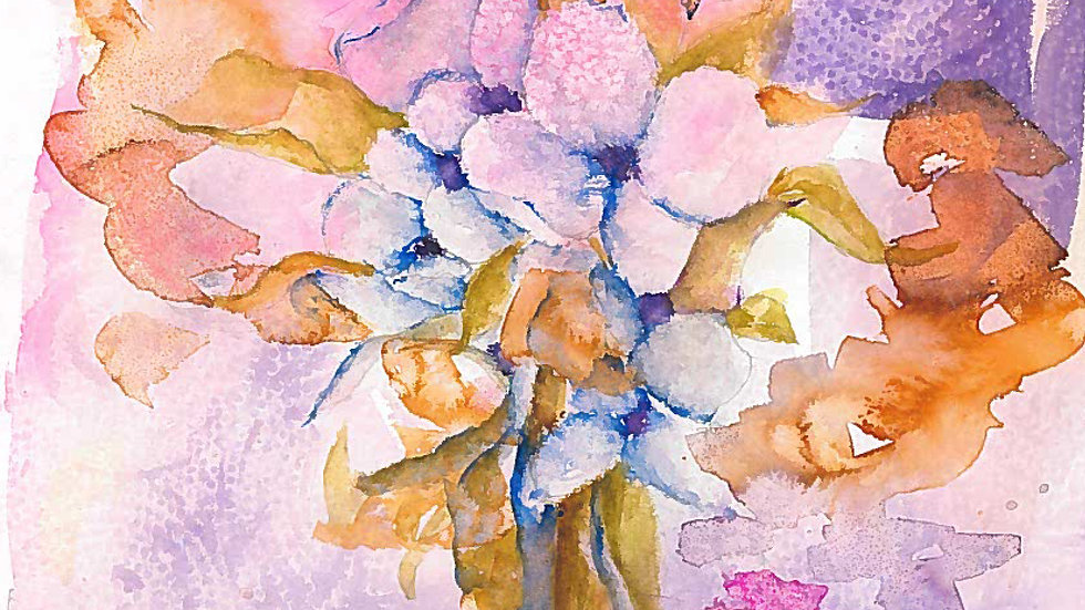 Developing Techniques for Beginner to Advanced Watercolorists 5/26