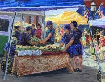 Green Beans, Yellow Beans - West Bend Farmers Market