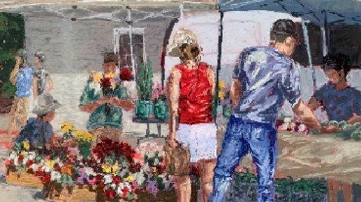 Brilliant Bouquets - Port  Washington Farmers Market