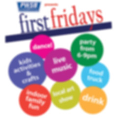 First Fridays music fun for all ages.