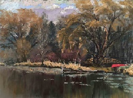 Early Spring - Monches Pond