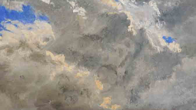 Christopher Behrs   Cloud Series 3A Pastel