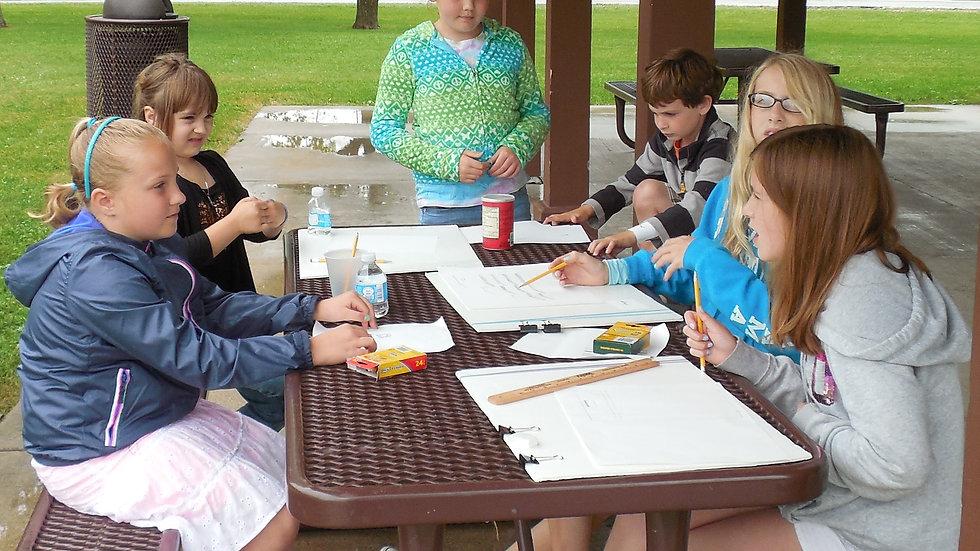 Youth Plein Air Contest-6/5-6/15