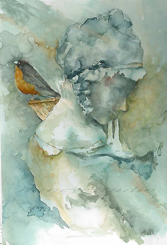 Continuation in Watercolor with Nancy Lohmiller-9/3