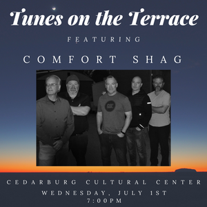 Comfort Shag-Tunes on the Terrace