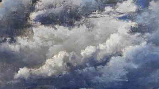 Christopher Behrs   Cloud Series 20C Pastel